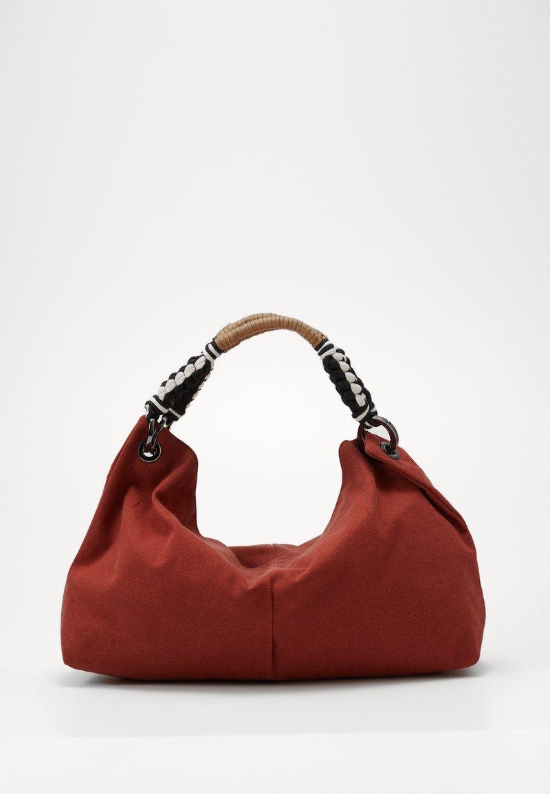 MAX&Co. - MINIRAY - Velká kabelka - pulsarella red