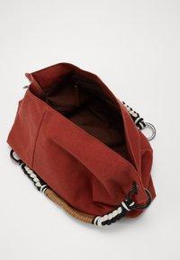 MAX&Co. - MINIRAY - Velká kabelka - pulsarella red - 3