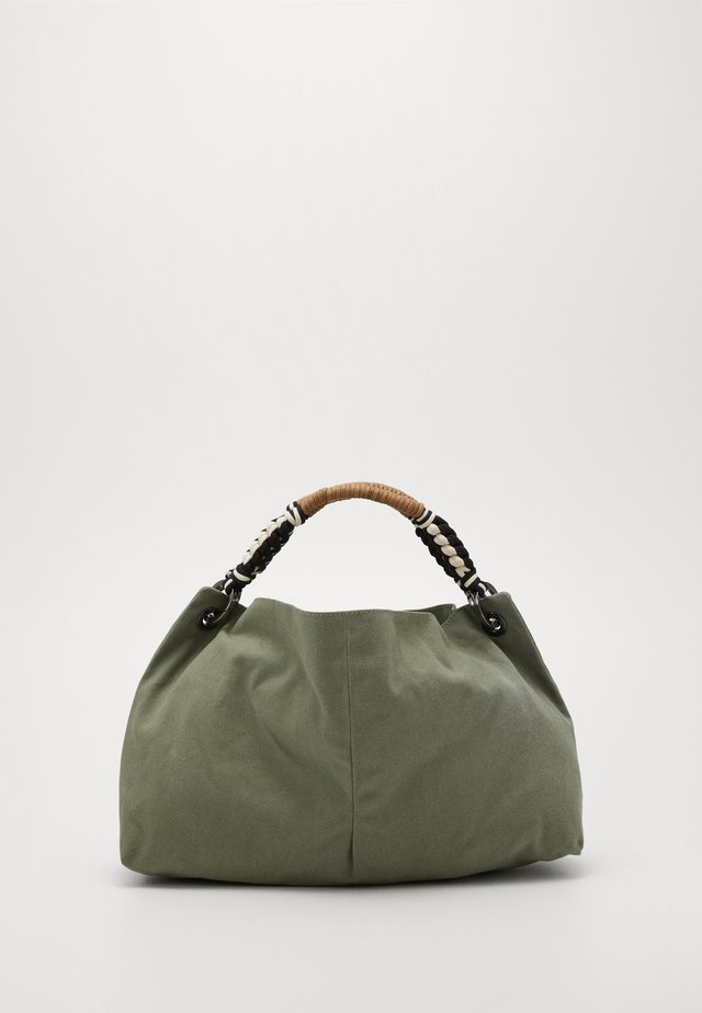MINIRAY - Shopping bag - cardium green