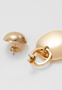 MAX&Co. - AGATA - Earrings - light gold-coloured - 2