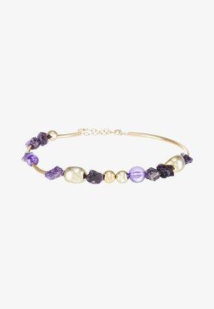 Naszyjnik - purple