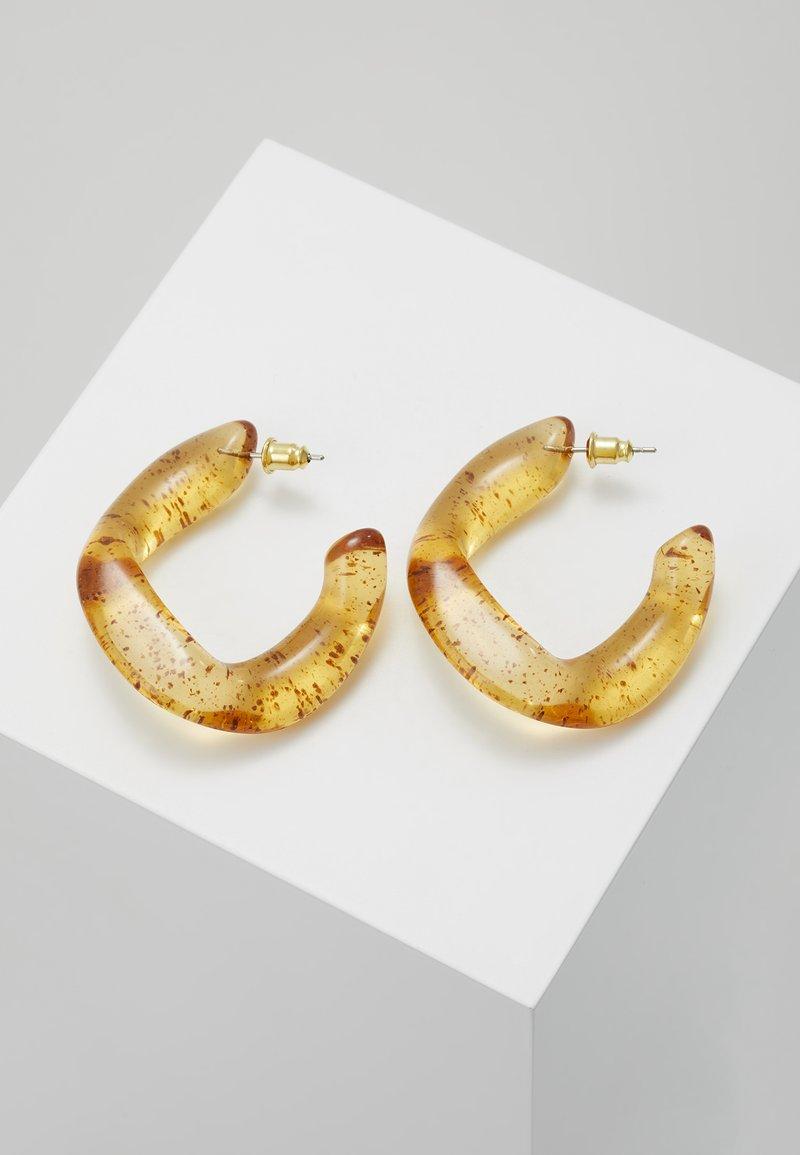 MAX&Co. - Earrings - hazelnut