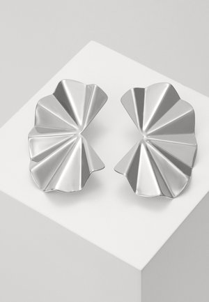 ANGHIARI - Pendientes - silver-coloured