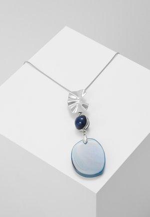 ANITA - Necklace - blue