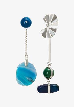 ANNA - Earrings - flunum green