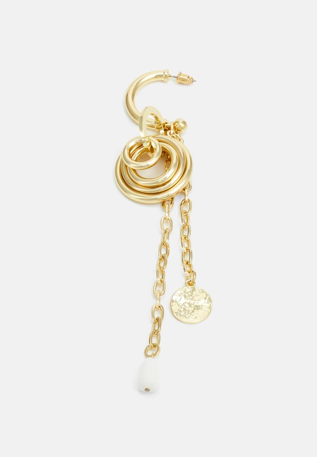 KLIMA - Orecchini - gold-coloured