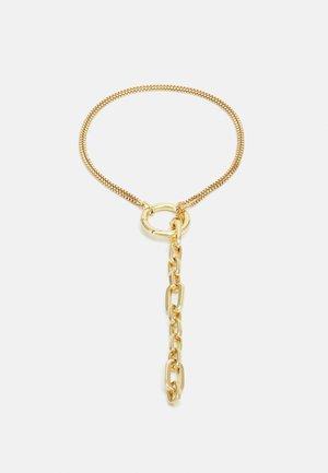 AURA - Halskette - gold-coloured