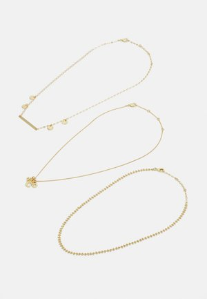 AIRE 3 PACK - Collana - gold-coloured