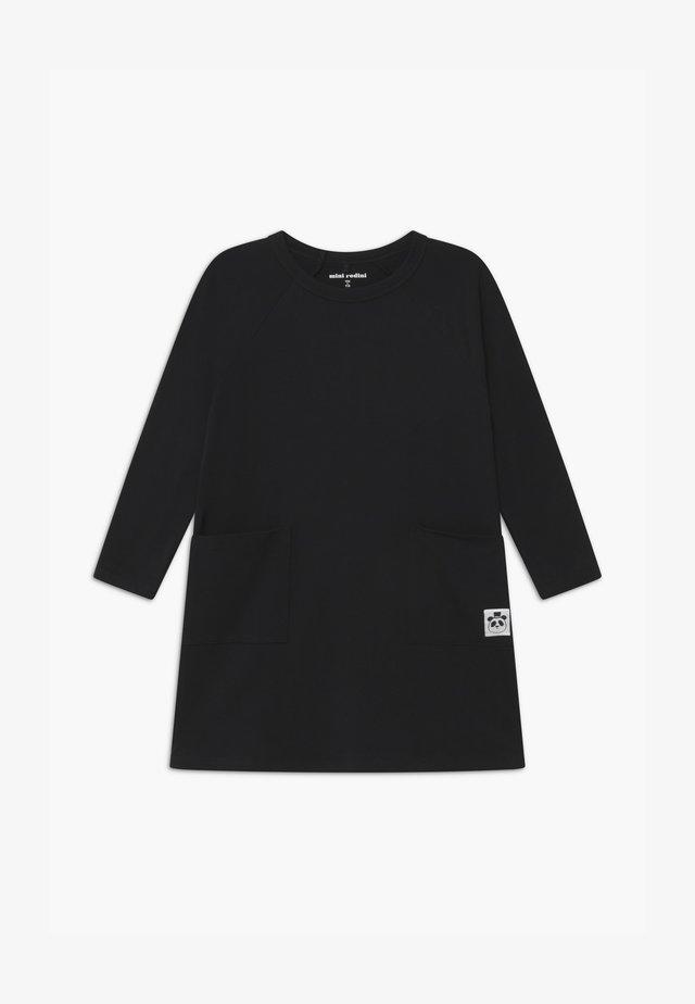 BASIC - Jerseykjole - black