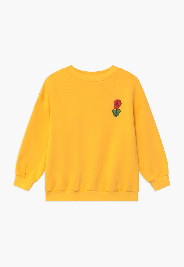 VIOLA - Sweatshirt - yellow