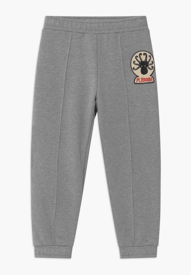 OCTOPUS PATCH - Broek - grey melange