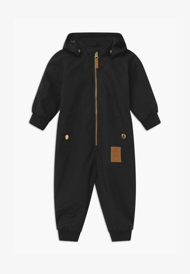 PICO BABY - Snowsuit - black