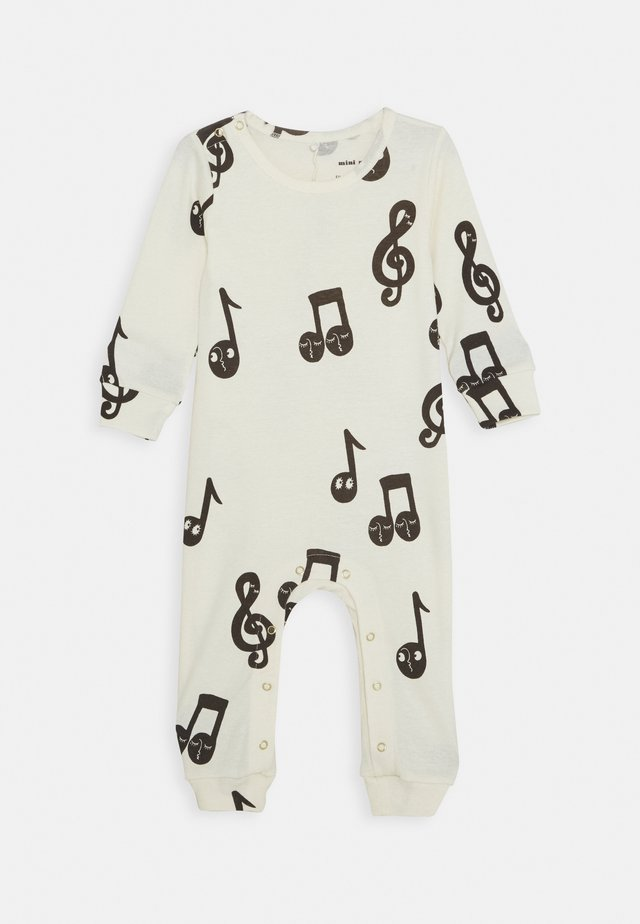 BABY NOTES JUMPSUIT UNISEX - Jumpsuit - offwhite