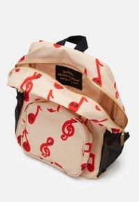 Mini Rodini - NOTES SCHOOL BAG - Rucksack - beige - 2