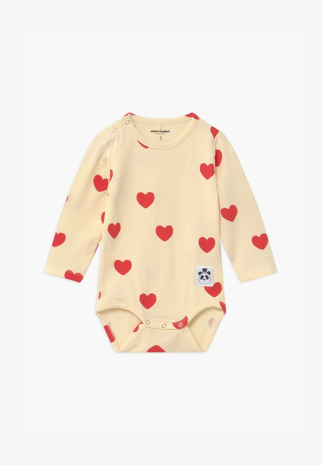 BABY HEARTS UNISEX - Body - offwhite