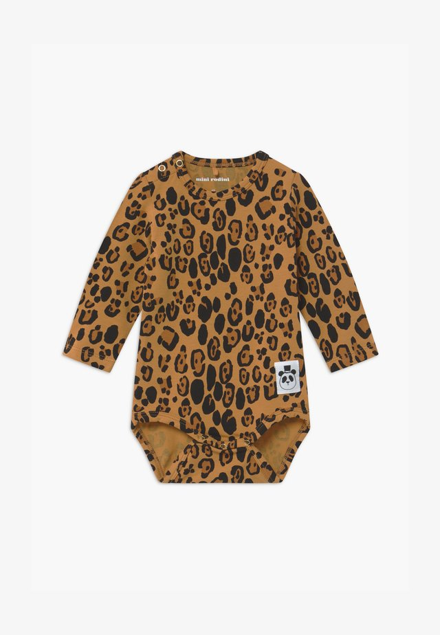 BABY BASIC LEOPARD - Body - beige
