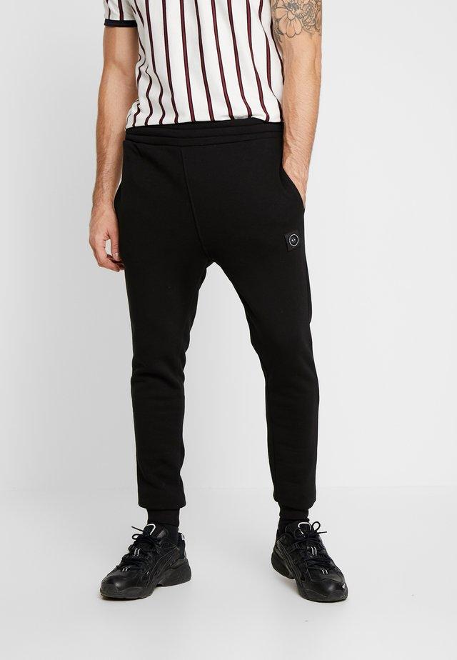 SIREN PANT - Trainingsbroek - black