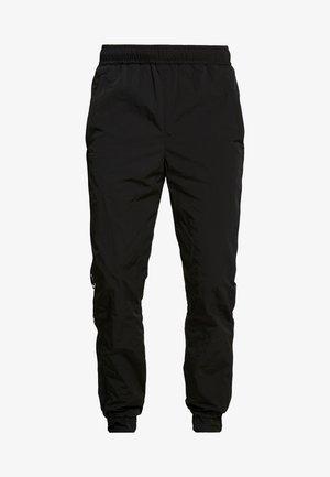 TRACK PANT - Træningsbukser - black