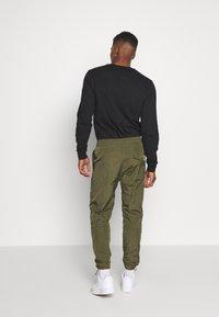 Marshall Artist - LIQUID TRACK PANT - Træningsbukser - khaki - 2