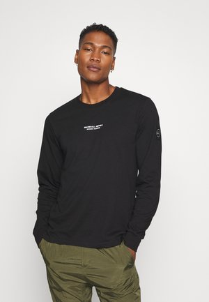 SIREN - Langærmede T-shirts - black