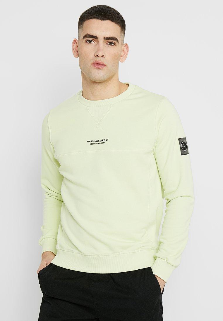 Marshall Artist - SIREN - Sweatshirt - acid lime