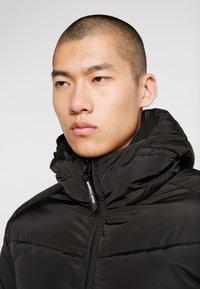 Marshall Artist - PANINARO BUBBLE JACKET - Winter jacket - black - 4