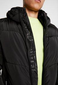 Marshall Artist - PANINARO BUBBLE JACKET - Winter jacket - black - 6