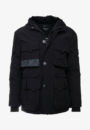COMPACTA RESIN FIELD JACKET - Lehká bunda - black
