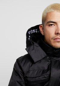 Marshall Artist - CROSS BODY JACKET - Zimní bunda - black - 3