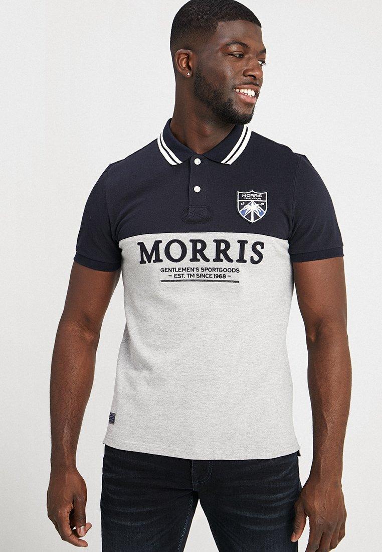Morris - AIDEN - Poloshirt - grey