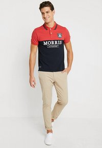 Morris - AIDEN - Polo shirt - red - 1