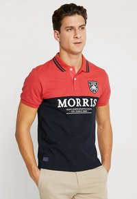 Morris - AIDEN - Polo shirt - red - 0