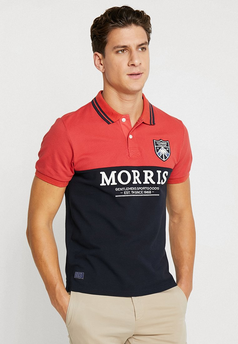 Morris - AIDEN - Polo shirt - red