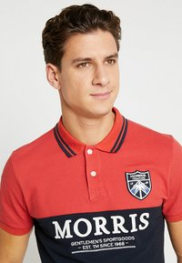Morris - AIDEN - Polo shirt - red - 4