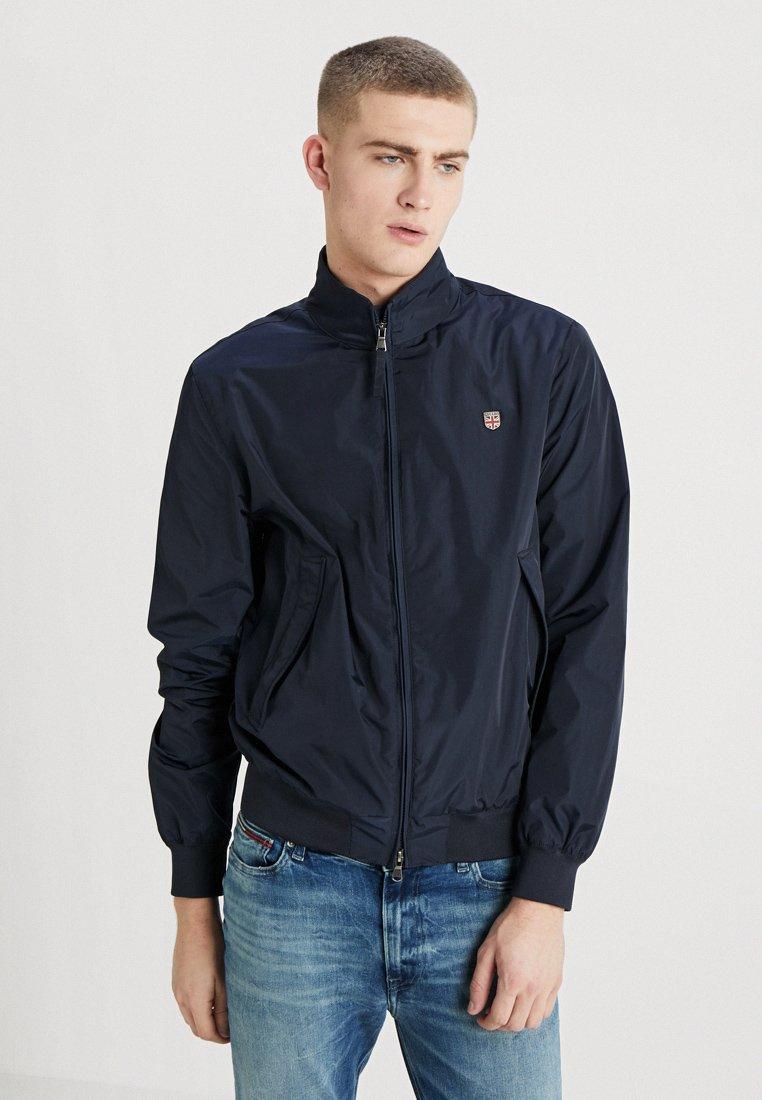 Morris - DRAYCOTT JACKET - Summer jacket - blue
