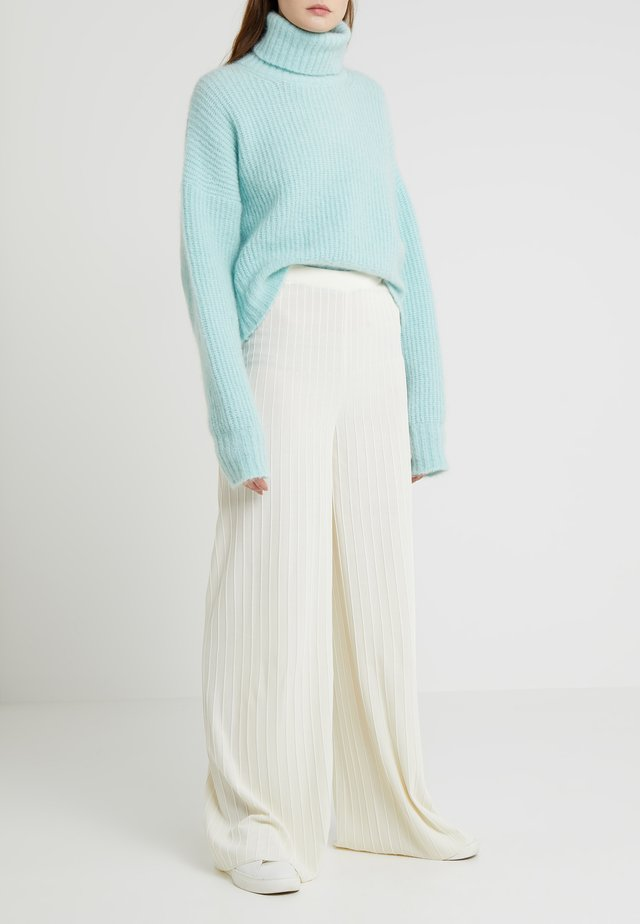 PANTALONE - Trousers - offwhite