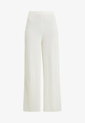 PANTALONE - Pantalon classique - offwhite