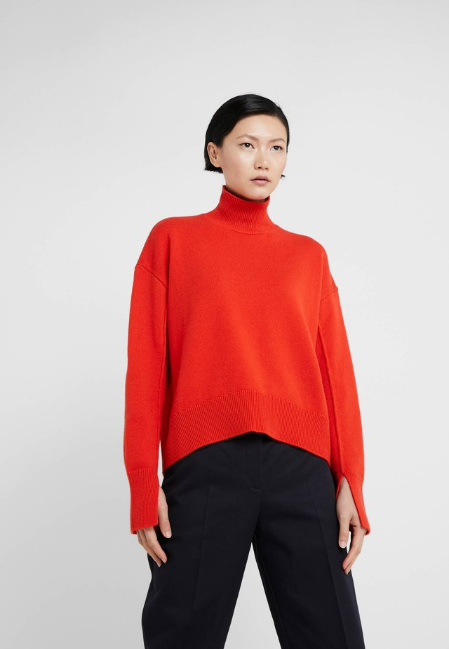 PULL DOLCE VITA - Neule - red