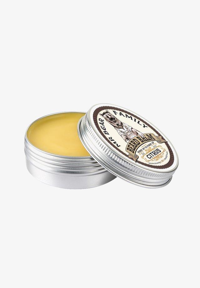 BEARD BALM - Bartpflege - citrus