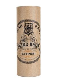 Mr Bear Family - BEARD BREW - Bartpflege - citrus - 1
