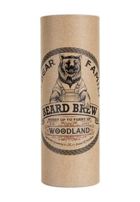 Mr Bear Family - BEARD BREW - Baardolie - woodland - 1