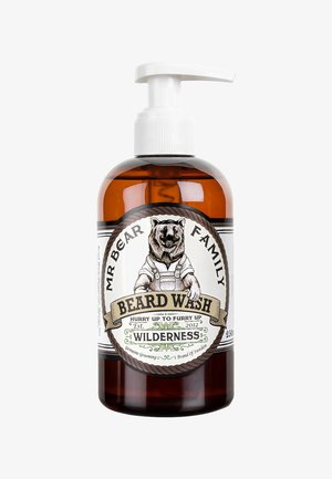 BEARD WASH - Baardshampoo - wilderness
