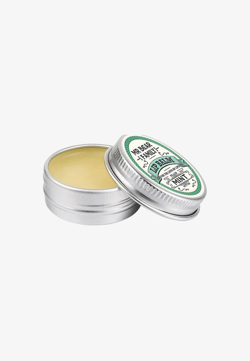 Mr Bear Family - LIPBALM - Lippenbalsam - mint