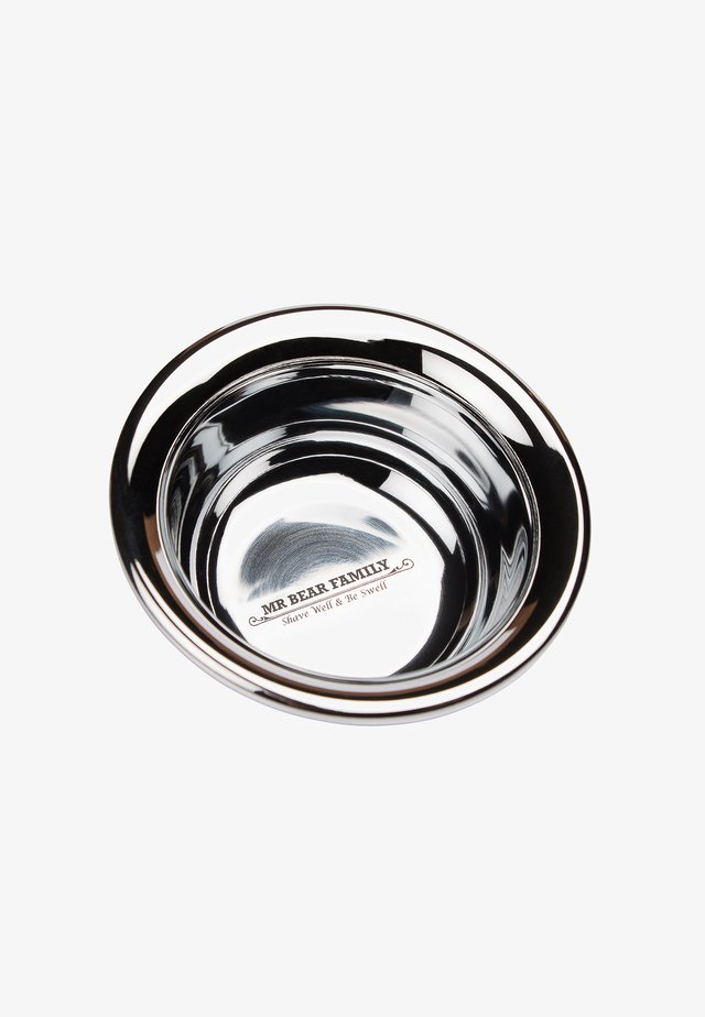 SHAVING BOWL - Haarentfernungs-Zubehör - stainless steel
