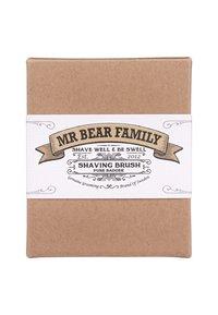 Mr Bear Family - SHAVING BRUSH - PURE BADGER - Pędzel do golenia - - - 1