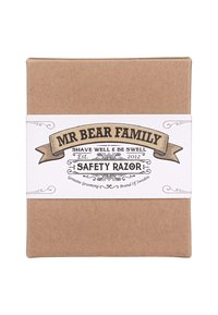 Mr Bear Family - SAFETY RAZOR - Razor - - - 2