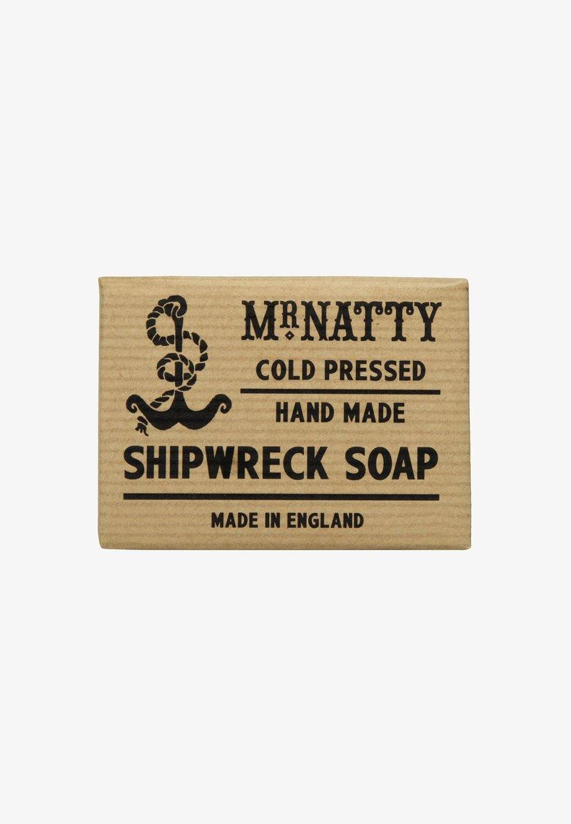 Mr Natty - SHIPWRECK SOAP - Saponetta - -