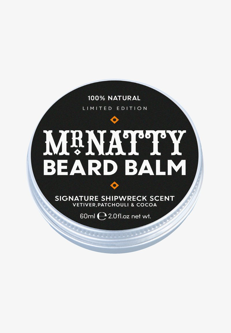 Mr Natty - BEARD BALM LIMITED EDITION 60ML - After-Shave Balsam - -