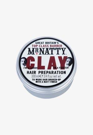 CLAY POMADE HAIR PREPARATION - Stylizacja włosów - -