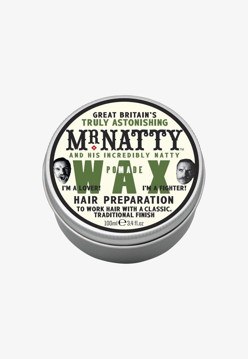 Mr Natty - POMADE WAX HAIR PREPARATION - Styling - -
